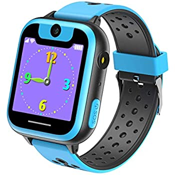 Amazon.com: Kids Game Smart Watch 1.44 inch Touch