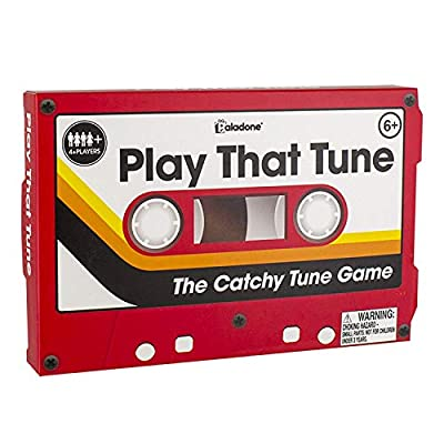 Holland Plastics Original Brand Play That Tune! A Hilarious Musical guessing Game Using kazoos!: Toys & Games