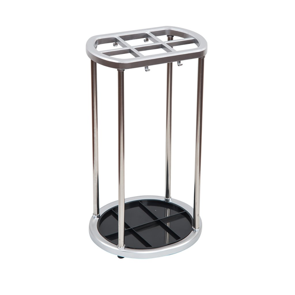 HYXYSJ Household Umbrella Stand Hotel Lobby Umbrella Shelf Landing Creative Simple Storage Umbrella Stand (Color : A)