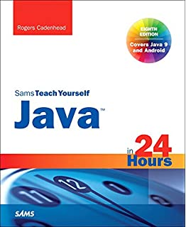 Sams teach yourself java in 24 hours, 7th editi.