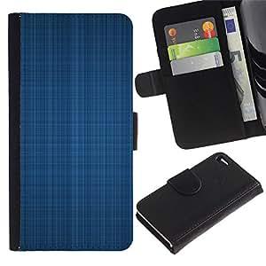 JackGot ( Semplice modello 4 ) Apple Apple iPhone 4 / iPhone 4S la tarjeta de Crédito Slots PU Funda de cuero Monedero caso cubierta de piel