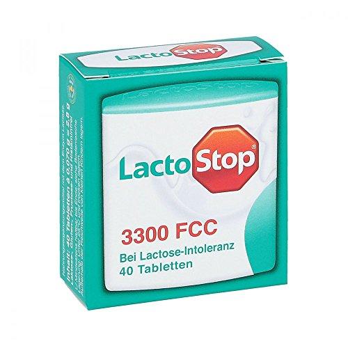 lacto Stop 3.300 pastillas, 40 unidades: Amazon.es: Salud y cuidado personal