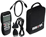 INNOVA 3130 Diagnostic Code Scanner with Live, Record and Playback Data Capability for OBDII Vehicles