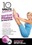 10 Minute Solution: Quick Sculpt Pilates with Toning Ball