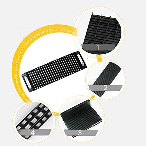 Moobom 回路基板PCBブラケット バイノーラル帯電防止ストリップ 帯電防止ストリップブラケット 耐摩 断熱 耐衝撃 高品質 47*13.8cm