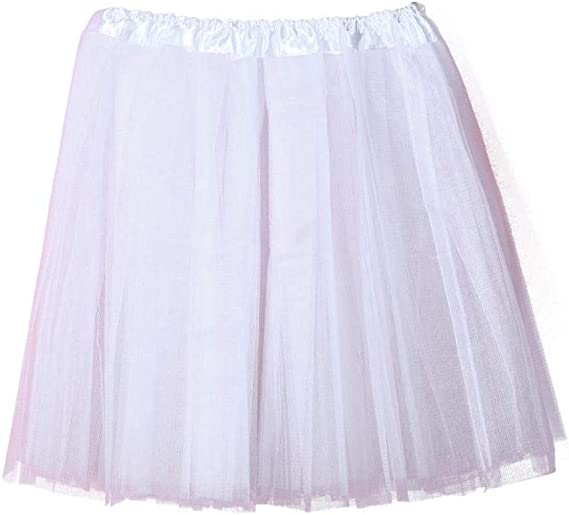 Carnival Short Tutu Dance Ladies Short Falda Cosplay Pettiskirt ...