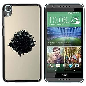 """For HTC Desire 820 , S-type Deformación"""" - Arte & diseño plástico duro Fundas Cover Cubre Hard Case Cover"""