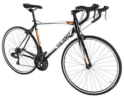 Vilano Shadow 3.0 Road Bike with Shimano STI Integrated Shifters