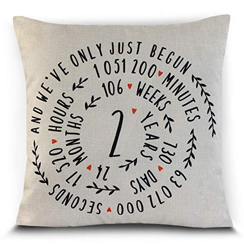 Petite Lili 2 years anniversary cushion cover (Cotton)