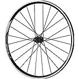 700c REAR QR Shimano Road Bike WHRS010R Rear ALL BLACK Cassette Hub Wheel