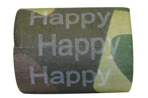 Happy Happy Happy Toilet Paper