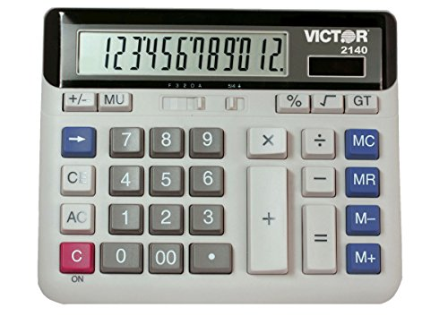 Victor 2140 Standard Function Calculator by Victor