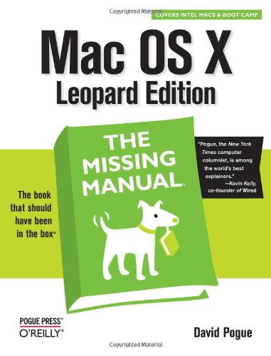 Mac OS X Leopard: The Missing - Citadel Ca