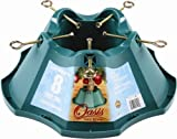 JACK-POST Handythings Christmas Tree Stand, for Trees Up to 8-Feet, 1.3-Gallon Water Capacity