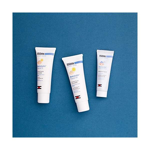 ISDIN Baby Skin Nutraisdin Crema Protectora Facial (SPF 15) - 50 ml. 4