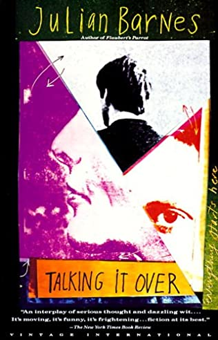 book cover of Talking It Over