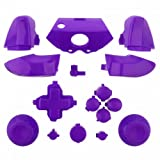 ModFreakz™ Full Button Set Thumbsticks Solid Purple For Xbox One Model 1537 Controllers Review