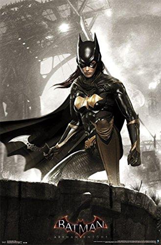 Arkham Knight - Batgirl Poster