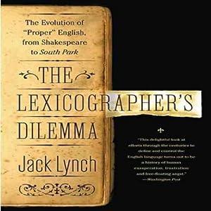 The Lexicographer's Dilemma Audiobook