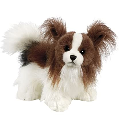 Webkinz Plush Stuffed Animal Papillon Dog