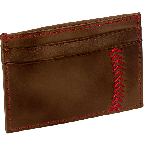 rawlings-mens-leather-baseball-stitch-front-pocket-card-wallet-light-brown