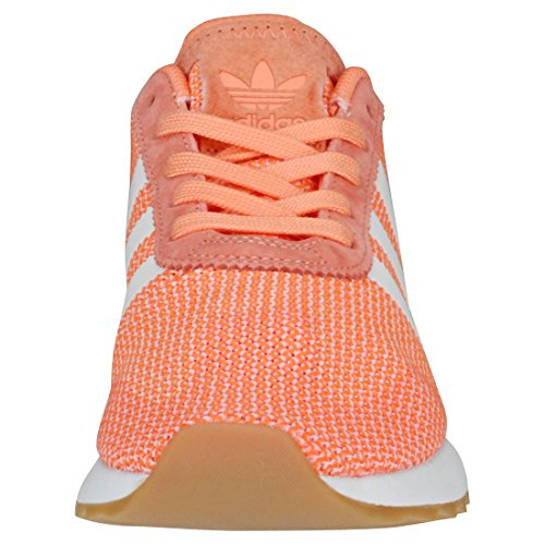 runner W Flb Coral Chalk Adidas White Orange Gum4 g1Szqfw5x