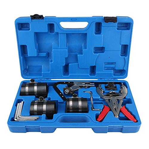 Piston Ring Tool Set, Engine Ratchet Cleaning Expander Compressor:
