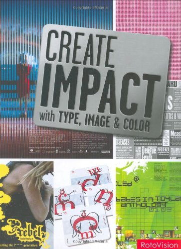 Create Impact with Type, Image & Color PDF