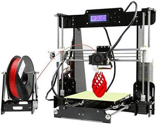 Yishelle Impresora 3D DIY 3D Kit de Impresora 1,75 mm / 0,4 mm ...