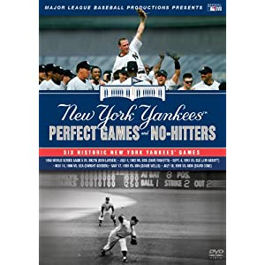 New York Yankees Perfect Games and No-Hitters (2009)