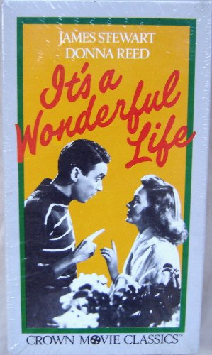 It's A Wonderful Life (1946) Crown Movie Classics – Black and White