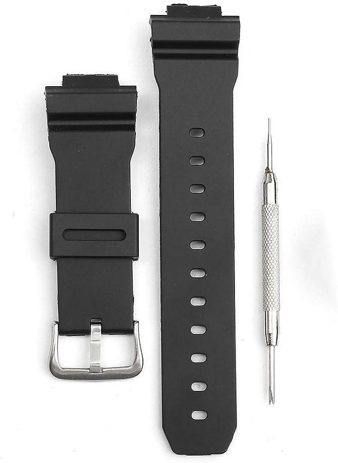 noire résine DW-6900MS-1 Bracelet de montre Casio p