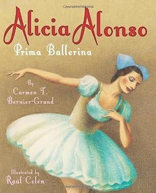 book cover of Alicia Alonso