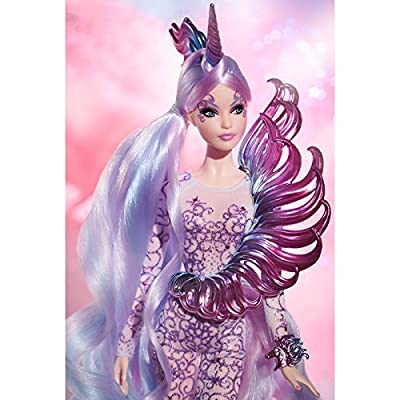 Barbie Unicorn Goddess Doll: Toys & Games