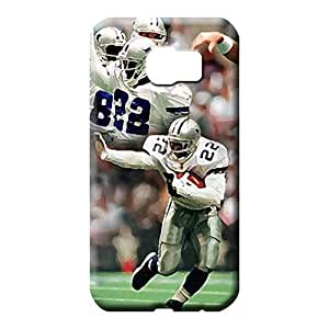samsung galaxy s6 edge Abstact Defender Fashionable Design cell phone covers dallas cowboys