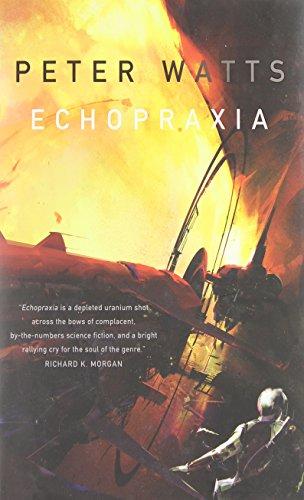 book cover of Echopraxia