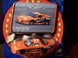 Dale Earnhardt Jr #11 Orange True Value IROC Series 1/64 Scale 1999 Pontiac Firebird Winners Circle With Photo Collector Card Insert