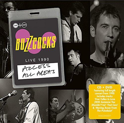 BUZZCOCKS - Access All Areas Live 1990 - Zortam Music
