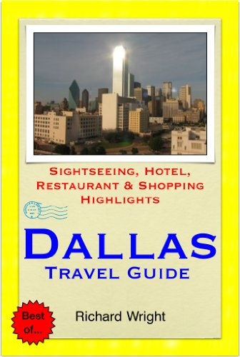 Dallas, Texas Travel Guide - Sightseeing, Hotel, Restaurant for sale  Delivered anywhere in Canada