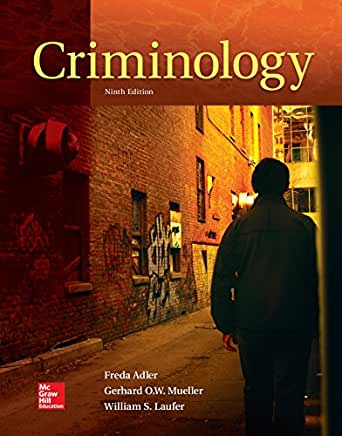 Freda adler william laufer gerhard looseleaf criminology abebooks.