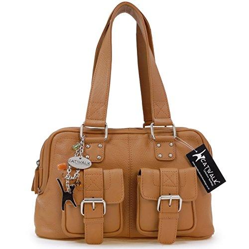 Bag Catwalk Collection Caroline Tan Leather qUxpwUE1