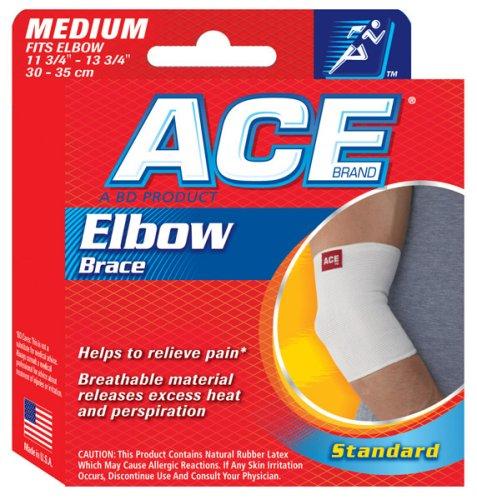Ace Elbow Brace - ACE Elbow Brace Medium
