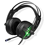 Best Lux Accessories Friends Turtles - USB Gaming Over-Ear Headphones 7.1 Virtual Surround Sound Review