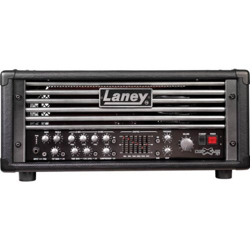 Laney Nexus-FET 650 Watt Tube Hybrid Bass Head 650 Hybrid