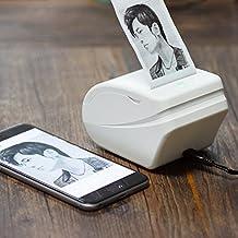 Thermal paper mini remote WiFi photo printer / memo message