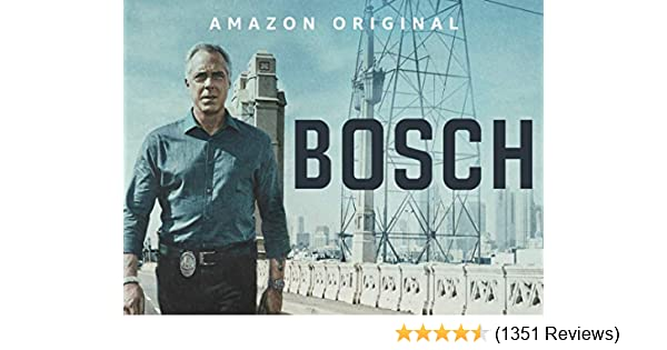 Amazon com: Bosch - Season 5: Titus Welliver, Jamie Hector
