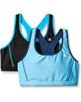 Champion Womens 2 Pack Reversible Sports Bra