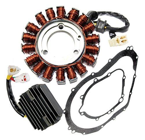 (Stator&Regulator Rectifier Gaskets Suzuki Motorcycle GSX-R600 GSX-R750 GSXR 750)