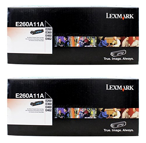 E260A11A Toner 3500 Page Yield Black product image