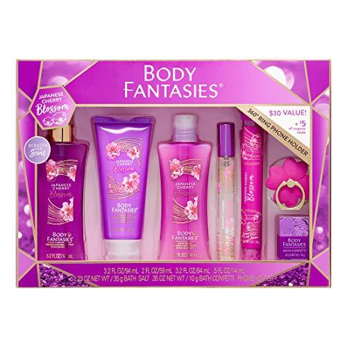 Body Fantasies Regimen Gift Set - Japanese Cherry Blossom (Fantasies Gift Sets Body)